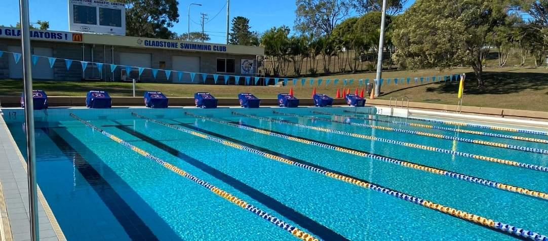 Facility Booking @ Gladstone Aquatic Centre