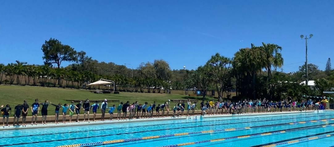 First Swim School Carnival of 2020