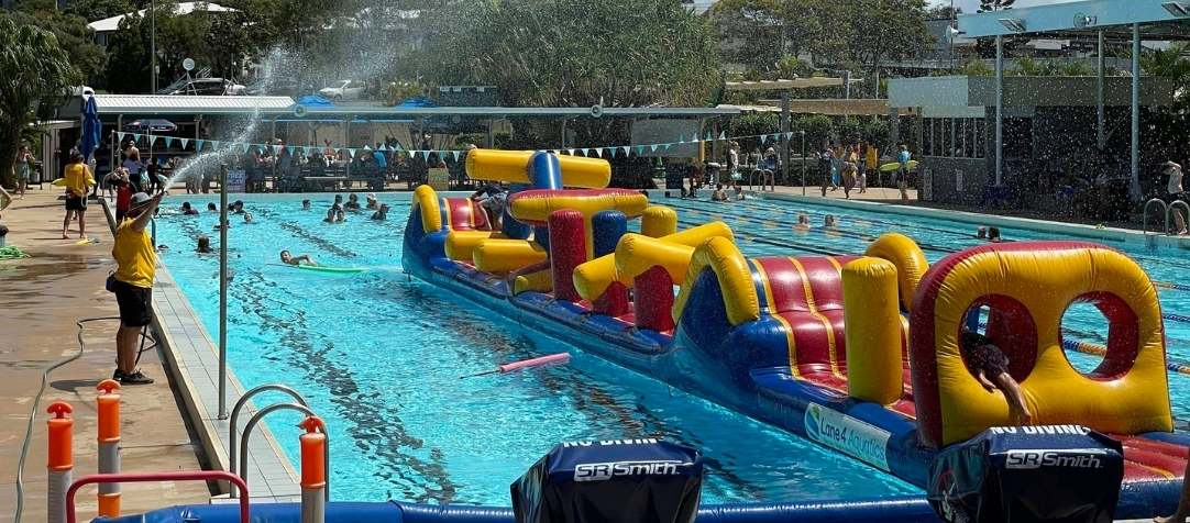Festival of Summer at Gladstone Aquatic Centre