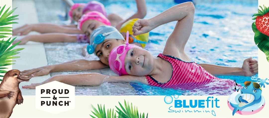 BlueFit Swimming's Swimmer of the Month: July 2021